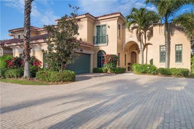 Naples Single Family Home For Sale: 2535 Avila Ln