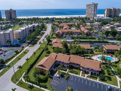 Marco Island Condo/Townhouse For Sale: 14 Manor Ter #9-105