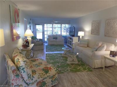 Naples Condo/Townhouse For Sale: 174 Palm Dr #3