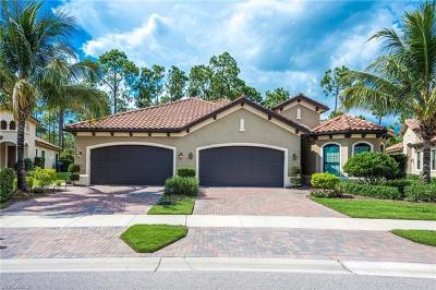 Bonita Springs Single Family Home For Sale: 9469 Isla Bella Cir