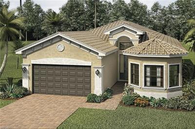Naples Single Family Home For Sale: 4146 Aspen Chase Dr