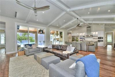 Naples Single Family Home For Sale: 1930 Crayton Rd