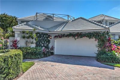 Naples Single Family Home For Sale: 7062 Villa Lantana Way
