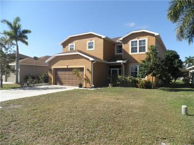Fort Myers Single Family Home For Sale: 14008 Danpark Loop