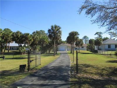 Naples Single Family Home For Sale: 1230 SW 11th St