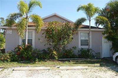 Bonita Springs Multi Family Home For Sale: 26697/699 Noble Ln