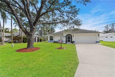 Fort Myers Single Family Home For Sale: 19265 Cypress Vista Cir