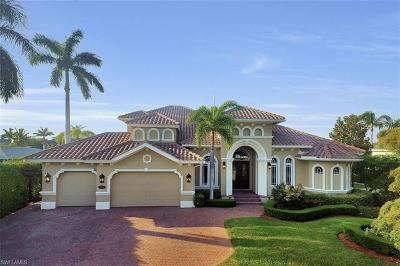 Marco Island Single Family Home For Sale: 1288 Winterberry Dr