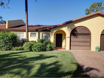 Naples Single Family Home For Sale: 1012 Forest Lakes Dr #16-A