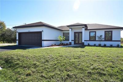 Naples Single Family Home For Sale: 4570 NE 60th Ave