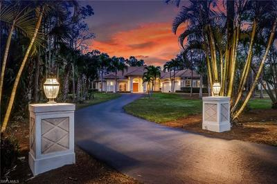 Naples FL Single Family Home For Sale: $949,000