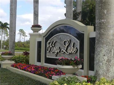 Condo/Townhouse For Sale: 1812 Kings Lake Blvd #204