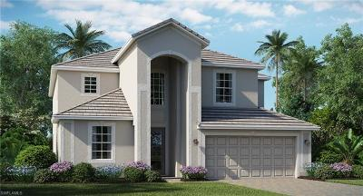 Fort Myers Single Family Home For Sale: 11571 Onyx Cir