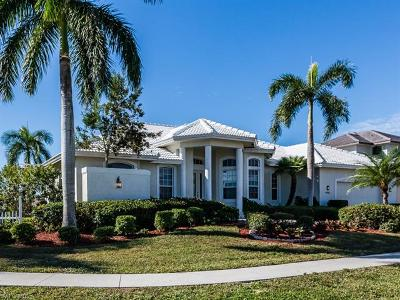 Marco Island Single Family Home For Sale: 448 Pepperwood Ct