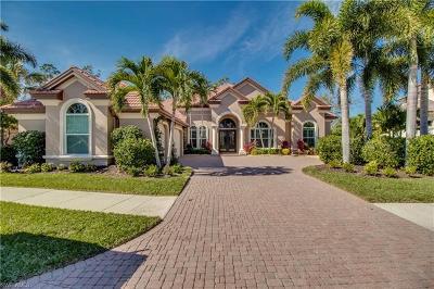 Naples Single Family Home For Sale: 2917 Leonardo Ave