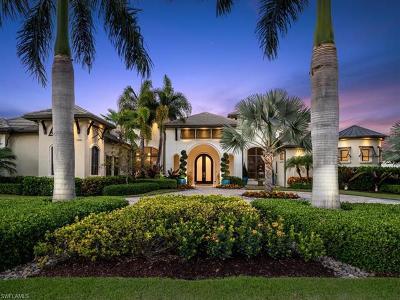 Naples Single Family Home For Sale: 13881 Williston Way