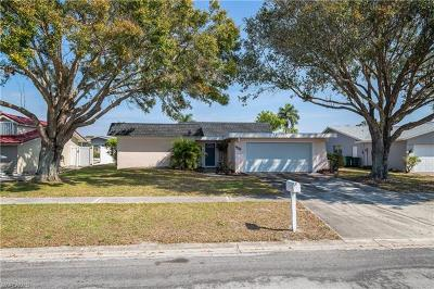 Naples Single Family Home For Sale: 1129 Lake Shore Dr