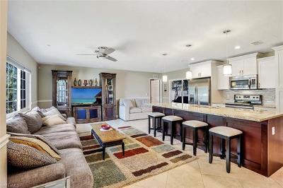 Naples Single Family Home For Sale: 3051 Gordon St