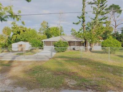 Naples Single Family Home For Sale: 260 Rose Blvd