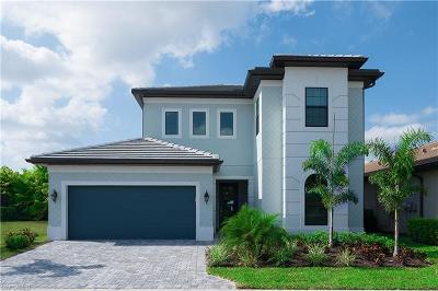 Naples Single Family Home For Sale: 10115 Palazzo Dr