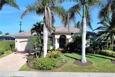 Marco Island Single Family Home For Sale: 383 Wales Ct