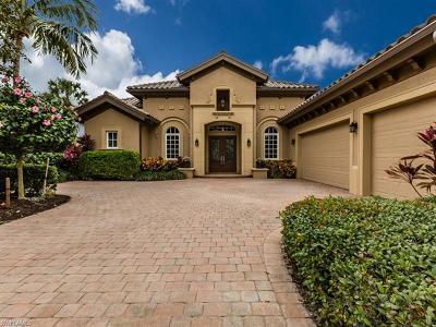 Estero Single Family Home For Sale: 19741 Markward Crcs