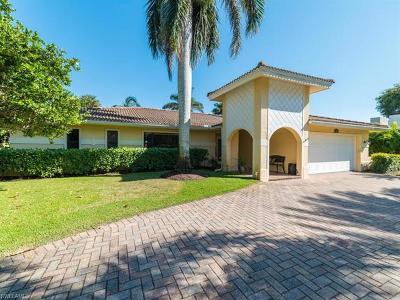Naples Single Family Home For Sale: 3940 Crayton Rd