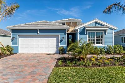 Naples Single Family Home For Sale: 14543 Topsail Dr