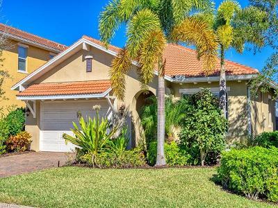 Naples Single Family Home For Sale: 13527 Cambridge Ln