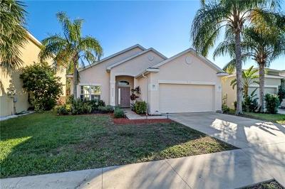 Fort Myers Single Family Home For Sale: 9260 Gladiolus Preserve Cir