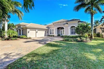 Estero Single Family Home For Sale: 20451 Chapel Trace
