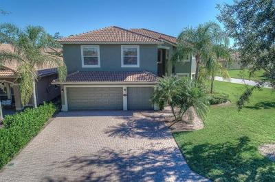 Estero Single Family Home For Sale: 20715 Torre Del Lago St