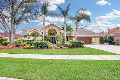 Fort Myers Single Family Home For Sale: 65 S Timberland Cir