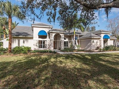 Estero Single Family Home For Sale: 19559 Vintage Trace Cir