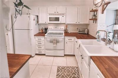 Single Family Home For Sale: 3267 Boca Ciega Dr #D-23