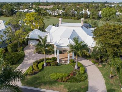 Naples Single Family Home For Sale: 771 Brentwood Pt