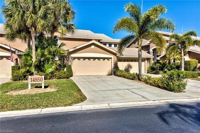 Fort Myers Condo/Townhouse For Sale: 14850 Crystal Cove Ct #404