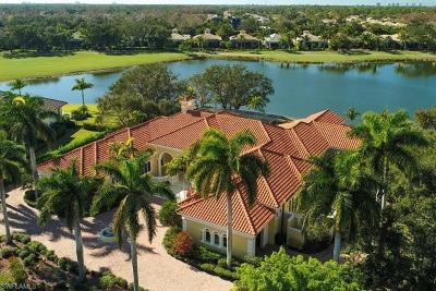 Single Family Home For Sale: 13660 Pondview Cir