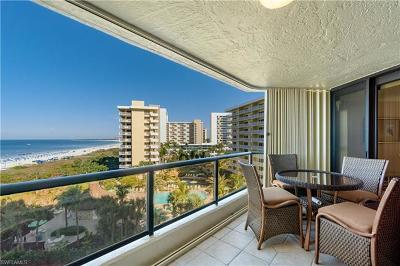 Sandcastle At Marco Beach Condo/Townhouse For Sale: 720 Collier Blvd #504