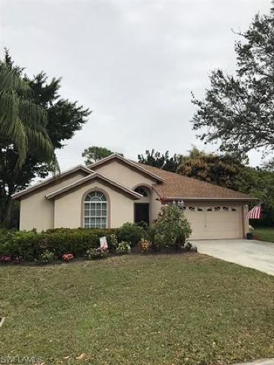 Estero Single Family Home For Sale: 22334 Fountain Lakes Blvd