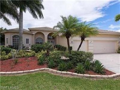 Naples Single Family Home For Sale: 3518 Ocean Bluff Ct