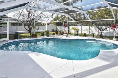 Cape Coral Single Family Home For Sale: 3222 SW 14th Pl