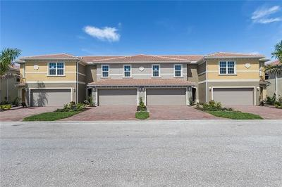 Fort Myers Condo/Townhouse For Sale: 3784 Tilbor Cir