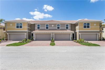 Fort Myers Condo/Townhouse For Sale: 3790 Tilbor Cir