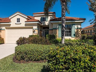 Estero Single Family Home For Sale: 10961 Salerno Bay Rd