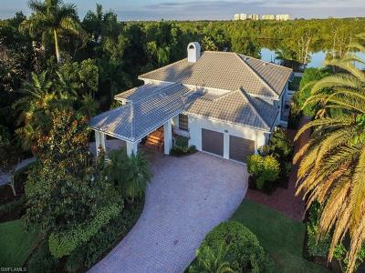 Fort Myers Single Family Home For Sale: 6921 Deep Lagoon Ln