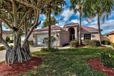 Naples Single Family Home For Sale: 193 Sabal Lake Dr