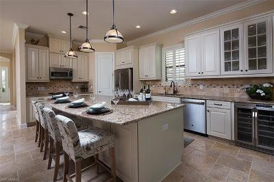 Estero Single Family Home For Sale: 23790 Pebble Pointe Ln