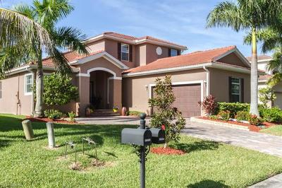 Fort Myers Single Family Home For Sale: 8654 Sumner Ave