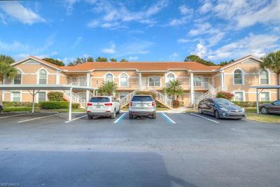 Bonita Springs Condo/Townhouse For Sale: 3940 Leeward Passage Ct #103